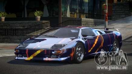 Lamborghini Diablo U-Style S4 für GTA 4