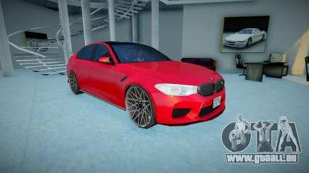 BMW M5 F90 (good model) für GTA San Andreas