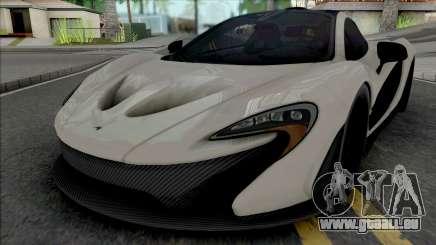 McLaren P1 2013 für GTA San Andreas