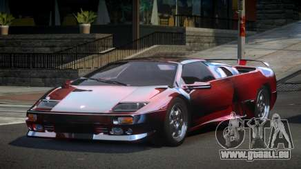 Lamborghini Diablo U-Style S6 für GTA 4