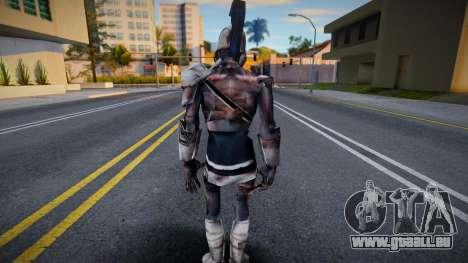 Grunt God of War 3 pour GTA San Andreas