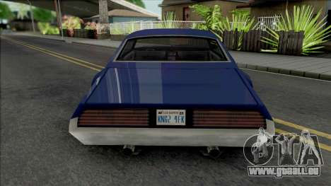 Classique Merida für GTA San Andreas