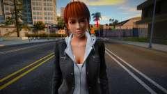 Sexy girl from DOA 5 pour GTA San Andreas