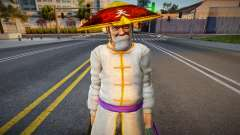 Dead Or Alive 5 - Gen Fu (Costume 1) 1 pour GTA San Andreas
