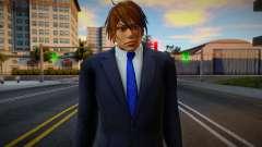 Shin Kamiya Tekken Blood Vengeance v2 pour GTA San Andreas