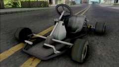 Kart without Racing Skits