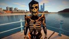 Grunt (Skeleton) God of War 3 pour GTA San Andreas
