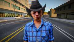 New Cwmofr Casual V1 Don Gilipollas Outfit Cou 1 pour GTA San Andreas