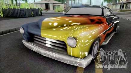 Hermes X Cuban für GTA San Andreas