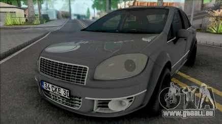 Fiat Linea 1.3 (HardLinea) für GTA San Andreas