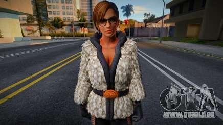 Dead Or Alive 5 - Lisa Hamilton 1 für GTA San Andreas