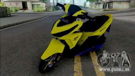 Honda Vario Malaysia Style pour GTA San Andreas