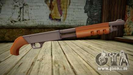 Metal Slug - Shotgun pour GTA San Andreas