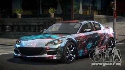 Mazda RX-8 Qz S1 für GTA 4