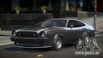 Ford Mustang KC pour GTA 4