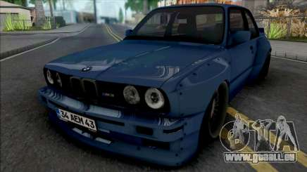 BMW M3 E30 Pandem (34 AEM 43) für GTA San Andreas