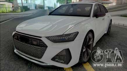 Audi RS6 Avant 2020 für GTA San Andreas