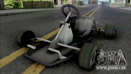 Kart without Racing Skits für GTA San Andreas