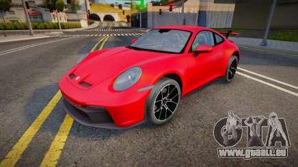 Porsche 911 GT3 21 pour GTA San Andreas
