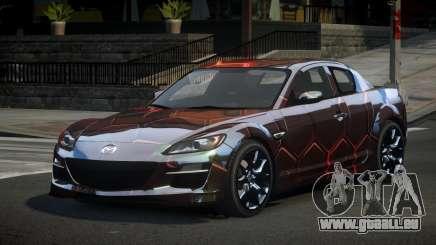 Mazda RX-8 Qz S9 für GTA 4