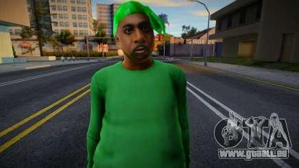 Groove Street Families HD (FAM1) pour GTA San Andreas