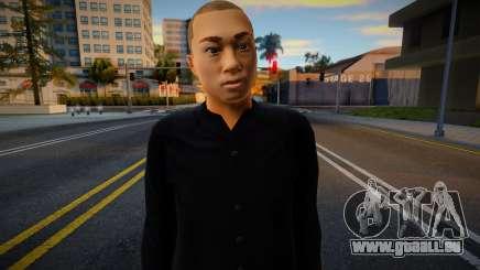 San Fierro Triads HD (Triada) pour GTA San Andreas