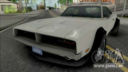Dodge Charger RT 1969 Widebody für GTA San Andreas