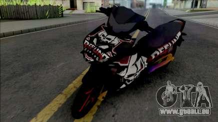 Yamaha Y15ZR Refund Gaming pour GTA San Andreas