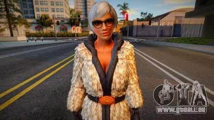 Dead Or Alive 5 - Lisa Hamilton 3 für GTA San Andreas