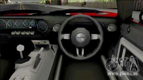 Ford GT Nikki (NFS Carbon) pour GTA San Andreas