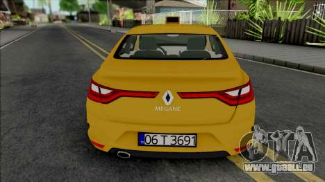 Renault Megane Taksi (MRT) pour GTA San Andreas