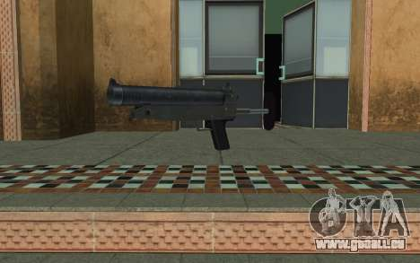 Grenade Launder from TLAD pour GTA Vice City