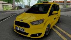 Ford Tourneo Courier Taksi (MRT) pour GTA San Andreas