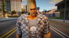 Paul Gangstar 4 pour GTA San Andreas
