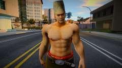 Paul Gangstar 8 pour GTA San Andreas