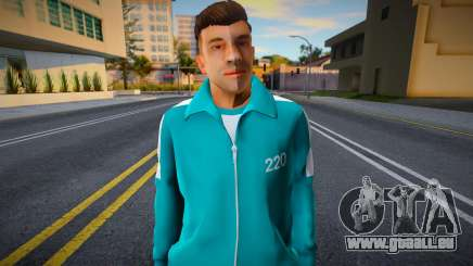 New Swmycr Casual Squid Game N220 für GTA San Andreas