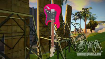 Stratocaster pour GTA San Andreas