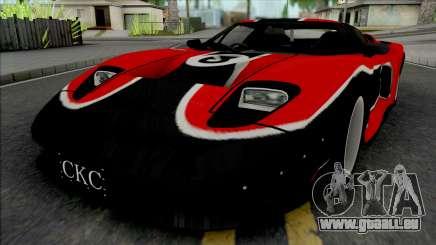 Ford GT Nikki (NFS Carbon) für GTA San Andreas