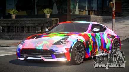 Nissan 370Z US S8 pour GTA 4