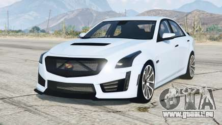 Cadillac CTS-V 2016〡ajouter pour GTA 5