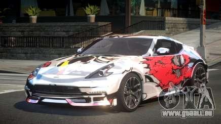 Nissan 370Z US S5 pour GTA 4