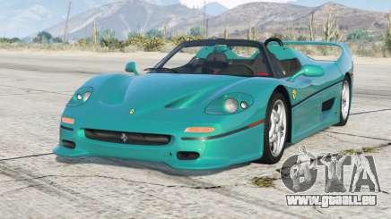 Ferrari F50 1995〡add-on v2.2 pour GTA 5