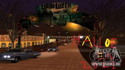 Halloween de Santa Maria 2021 pour GTA San Andreas